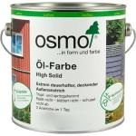 Osmo Öl-Farbe High Solid H-2735 Lichtgrau RAL 7035 5l 5 L