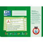 Oxford Schreiblernheft A4 quer 16 Blatt Lineatur SL