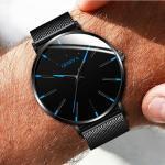 Paar Kleideruhr Armbanduhr Analog Quarz Formaler Stil Stilvoll Modisch Armbanduhren für den Alltag / Ein Jahr / Edelstahl / Edelstahl Lightinthebox