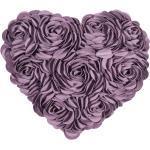 Pad Kissenhülle HEART 34 x 40 cm lilac
