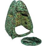 Paladin Angler Wetterschutz-zelt Pop Up Camouflage, camouflage, 9702186