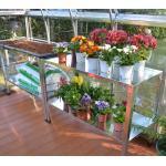 Palram Pflanztisch u. Pflanzregal für Gewächshäuser