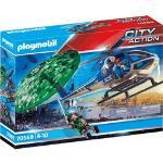 PALYMOBIL® 70569 Polizei-Hubschrauber: Fallschrim-Verfolgung