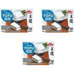Pamai Pai® Dreierpack: 3 x 349g Silken Tofu Fester Seifentofu für vegane vegetarische Küche