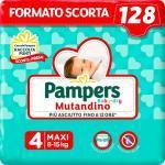 Pampers Windeln Baby Dry Mutandino - Größe 4
