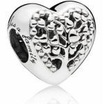 PANDORA - 797058 - Flourishing Hearts - Aufblühende Herzen - Charm