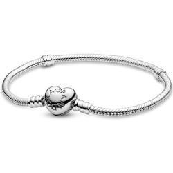 Pandora Damen-Armband Moments 925 Silber 21.0 cm - 590719-21