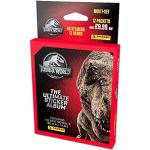 Panini Jurassic World The Ultimate Sticker Collection Multiset