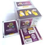 Panini UEFA Euro 2012 SAMMELSTICKER: Panini EM 2012-Fussball-Europa-Meisterschaft, Display mit 100 Tüten mit je 5 Stickern, (INTERNATIONALE AUSGABE)