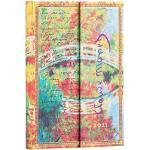 Paperblanks 12-Monatskalender 2021 Monet (Die Brücke), Brief an Morisot | Verso | Mini (100 × 140 mm), DD6680-4