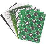 """Papier-Set """"Fußball"""", 21 x 29,7 cm, 10 Blatt"""