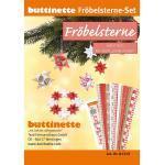 """Papierstreifen-Set """"Fröbelsterne"""", 192 Streifen"""