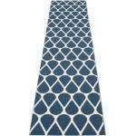 Pappelina - Otis Teppich Otis Blue 70x320 cm