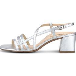 Paul Green Glamour-Sandalette silber Damen