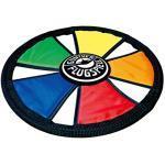 Paul Günther 1381 - Soft Flying Disc Frisbee aus Textil, weiches Material, Durchmesser ca. 25 cm, Wurfscheibe, Flugscheibe für einfaches Werfen und Fangen