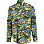 Paul & Shark Herren Hemd Regular Fit Langarm, multicolor, Gr. 41