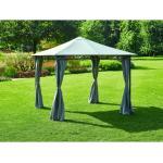 "Pavillon ""Texel"", 300x300 cm, inkl. Seitenteile"