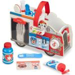 Paw Patrol - Marshall's Wooden Rescue Caddy (33276) Bunt