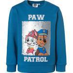 PAW Patrol Sweatshirt mit Wendepailletten blau Jungen Kleinkinder