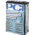 PCI Flexmörtel S1 Rapid verformungsfähiger Fliesenkleber für alle keramischen Beläge grau 5 kg