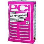 PCI FT FUGENBREIT Fugenmörtel Zementgrau 25 kg Sack