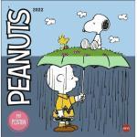 Peanuts Broschurkalender 2022