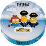 PECTORAL Minions Hustenbonbon für Kinder zuckerfrei Dose Pilotencrew