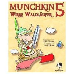 Pegasus | Munchkin 5 Wirre Waldläufer | 79429