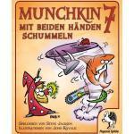 Pegasus Spiele 17217g - Munchkin 7: Mit Beiden H?en Schummel Spiele 17217g - Munchkin 7: Mit Beiden H?en Schummel [toys/spielzeug] Pegasus Spiele 17217g