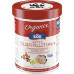 Pelletfutter Söll Organix Super Colour Pellets Micro 270 ml