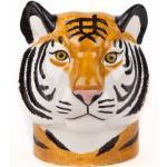 Pencil Pot Becher / Stiftehalter Quail Ceramics Tiger