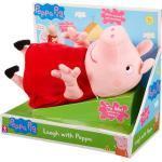 Peppa Pig Laughing Peppa Plush