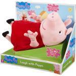 Peppa Pig - Laughing Peppa Plush (905-06527)) Bunt
