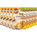 Pfanni Teig für Kartoffel-Knödel Halb und Halb aus nachhaltigem Anbau, 9 x 318 g