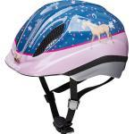 Pferdefreunde Fahrradhelm Meggy Originals rosa/blau