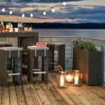 Pflanzkübel Paradise Lounge
