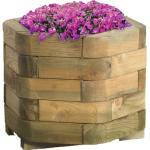 Pflanztopf Toscana Holz 50x50x35 cm holz