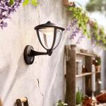 PHILIPS myGarden Robin LED Wandleuchte mit Bewegungsmelder, 154793016