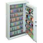 Phoenix Schlüßel-Depottresor 144 Haken Elektronik-Schloß Cygnus KS0033E 430 x 130 x 660mm Weiß