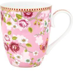 Pip Studio Chinese Rose - Tasse 350 ml - 350 ml khaki