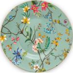 PIP STUDIO Jolie Flowers Blue Teller (Petit Four) 12 cm
