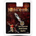 Pirates of the Caribbean Jack Sparrow Pirate Beads / Perlen Anhaenger