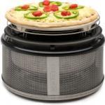 Pizzaplatte ' Pizzastein Ø 26cm für Holzkohle und Gas Cobbgrill (CO69)