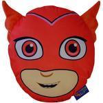 PJ Masks Owlette Schlafanzug Fall Kissen, rot