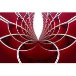 Reduzierte Weiße Places of Style Acrylglasbilder