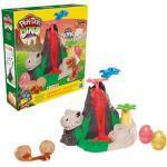 Play-Doh Schleim Dino Insel farbsortiert 4 Farben (Gesamt: 227,0 g)