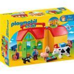 PLAYMOBIL® 1.2.3 6962 Mein Mitnehm-Bauernhof, bunt
