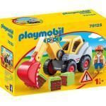 PLAYMOBIL® 1.2.3 70125 Schaufelbagger, bunt