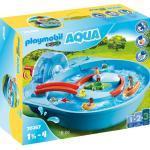 PLAYMOBIL® 1.2.3 AQUA 70267 Fröhliche Wasserbahn, bunt