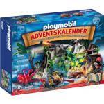 PLAYMOBIL® 70322 Adventskalender Schatzsuche in der Piratenbucht